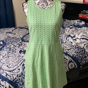 New York and company skater dress with pockets